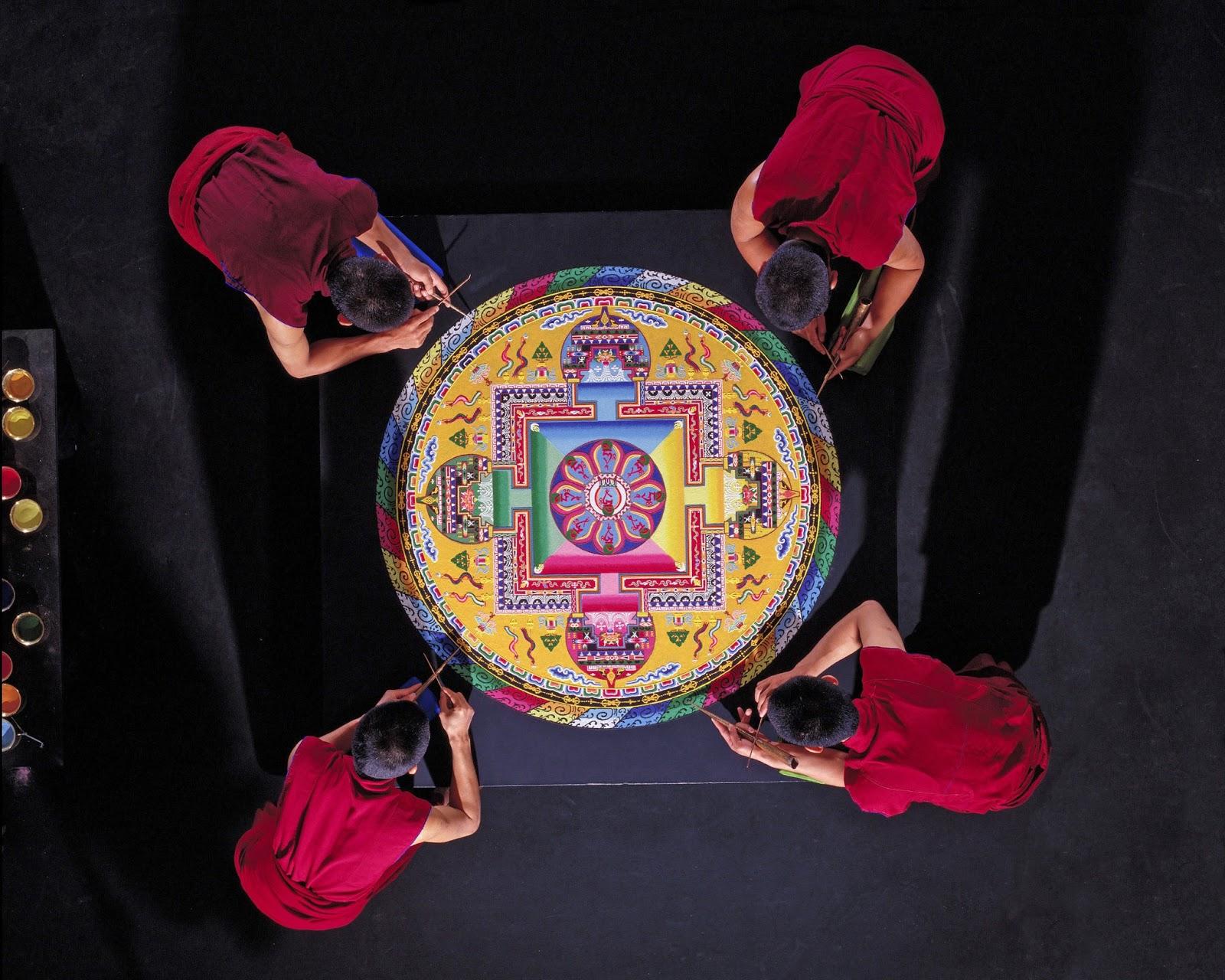 MonkswithMandala