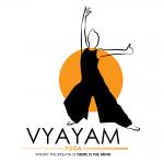 vyayam yoga logo